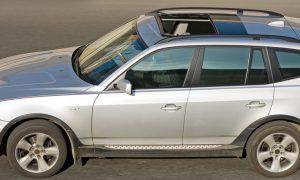 Ein Offroader für die Großstadt – der neue BMW X5