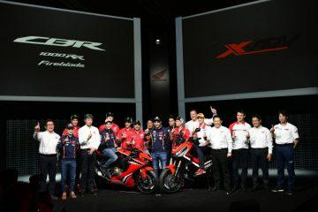Neuer X-ADV und CBR1000RR Fireblade an der Spitze des 2017er Honda-Modellprogramms der EICMA-Messe
