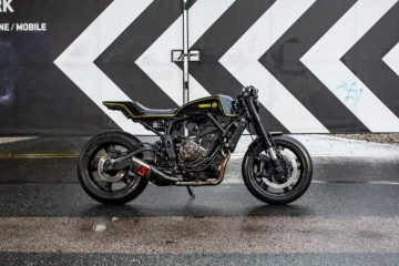 "Neue ""Double-Style"" Yard Built XSR700 von Rough Crafts"