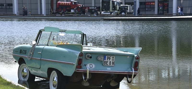 10. Klassikwelt Bodensee 2017 – klassische Mobilität am Boden, zu Wasser und in der Luft